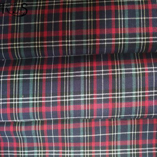 Cotton Poplin Woven Yarn Dyed Fabric for Garments Shirts/Dress Rlsc32-3 Rls32-3po