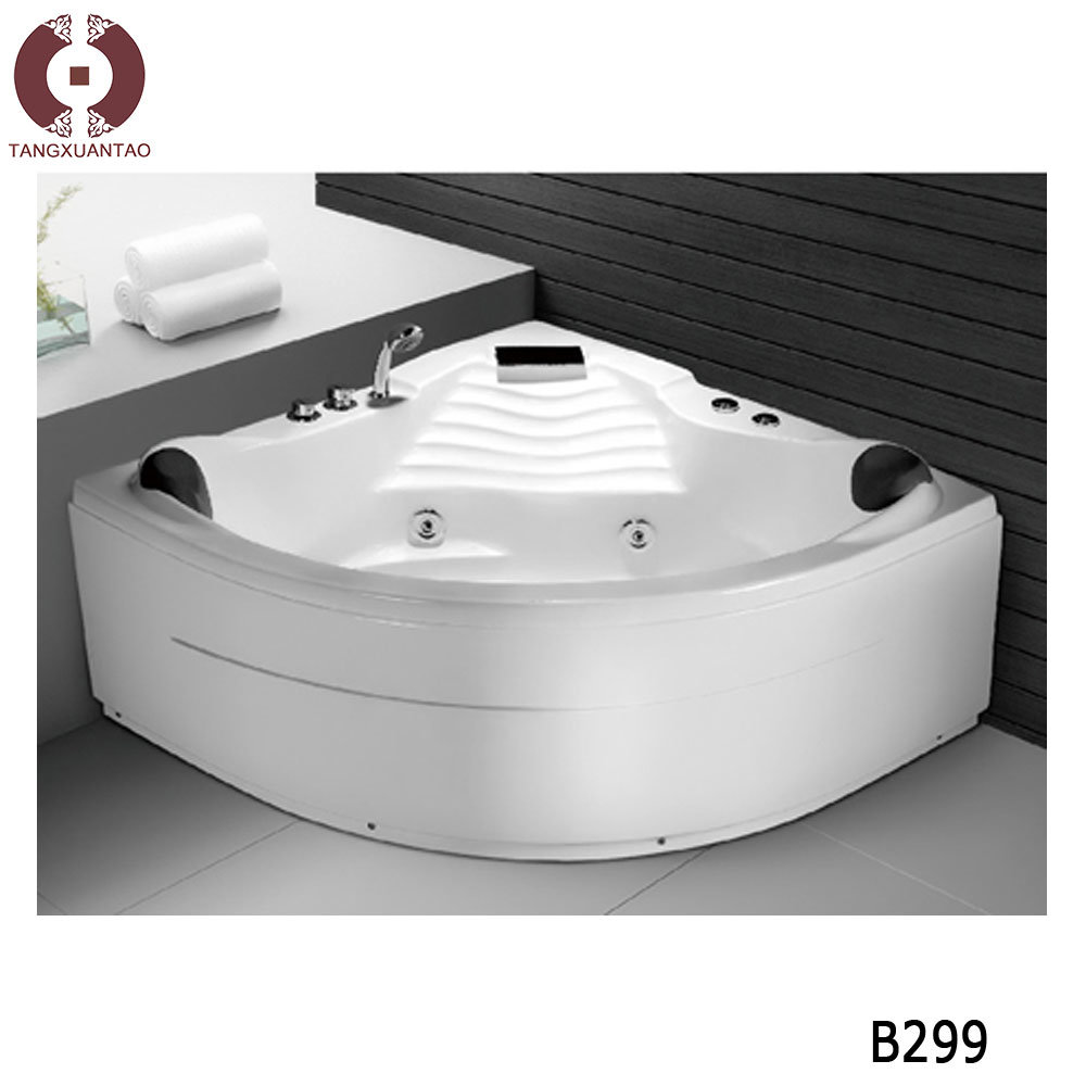 Water Massage SPA Acrylic SPA Bathtub for Bathroom (B299)