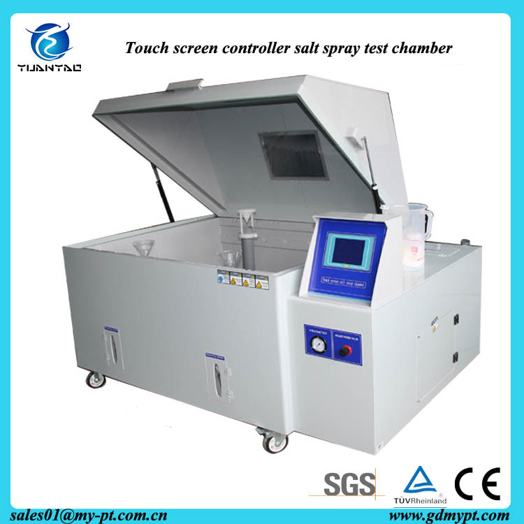 ASTM B117 Salt Spray Corrosive Ability Test Chamber