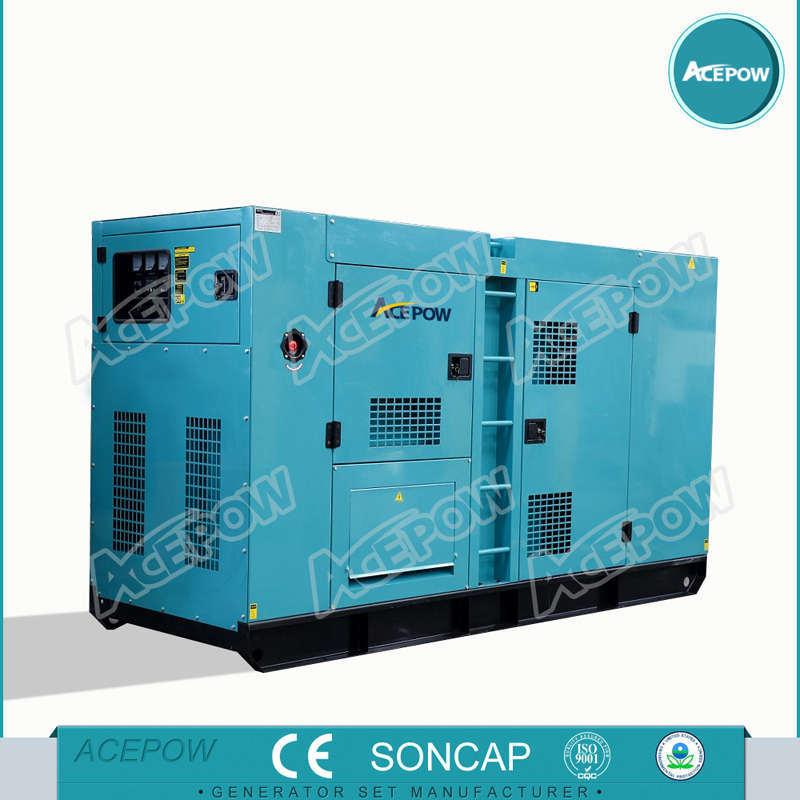 120kVA Cummins Electric Generator Silent Type