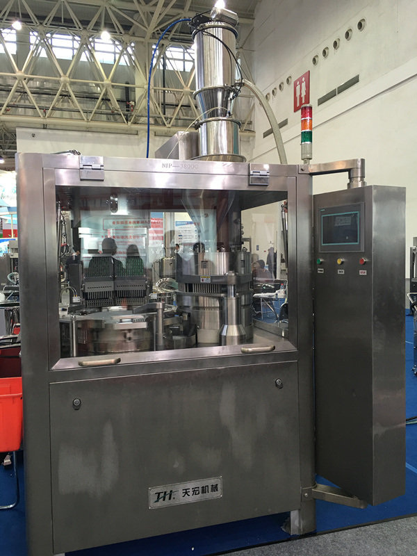 Njp-2-3800c High Precision Automatic Capsule Filling Machine