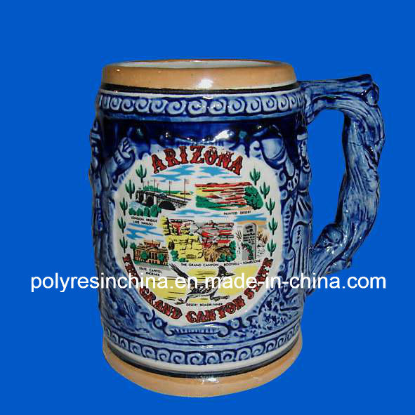 Ceramic Beer Mug of Souvenir Cup Gifts