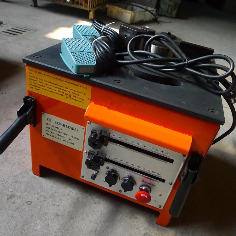 220/110V Rebar Bender Construction Steel Bar Bending Machine Be-Rb-32