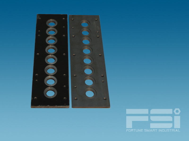 Header Plates for Water Heater 802