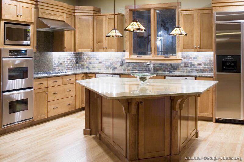 American Solid Light Wood Ktichen Cabinet (lw4)