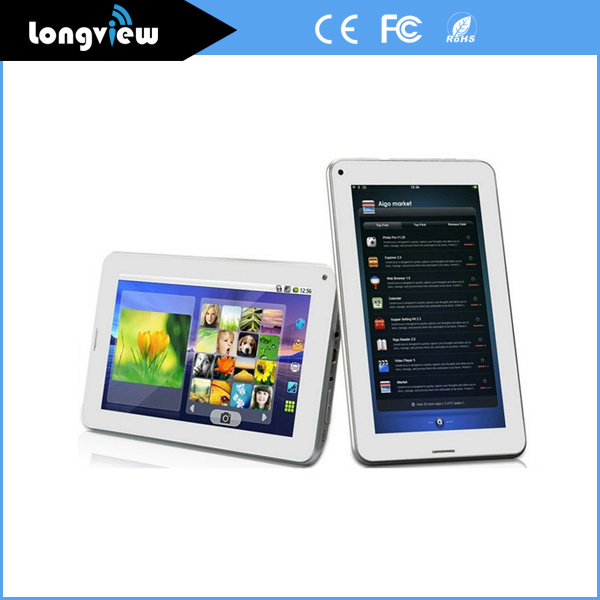 7 Inch Cheap GSM Phone Call Android Tablet A33 Quad Core with Single SIM Card Slot