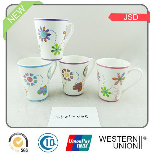 New Design Promotion Porcelain Mug with High Quality
