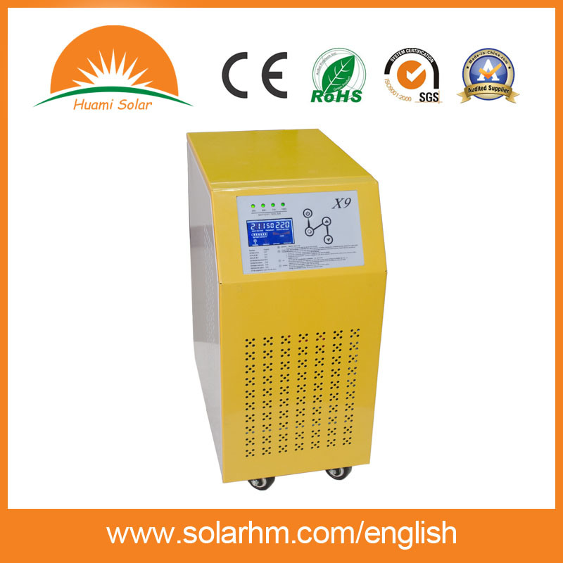 (X9-T10212-20) 12V1000W Pure Sine Wave LCD Solar Inverter with Controller