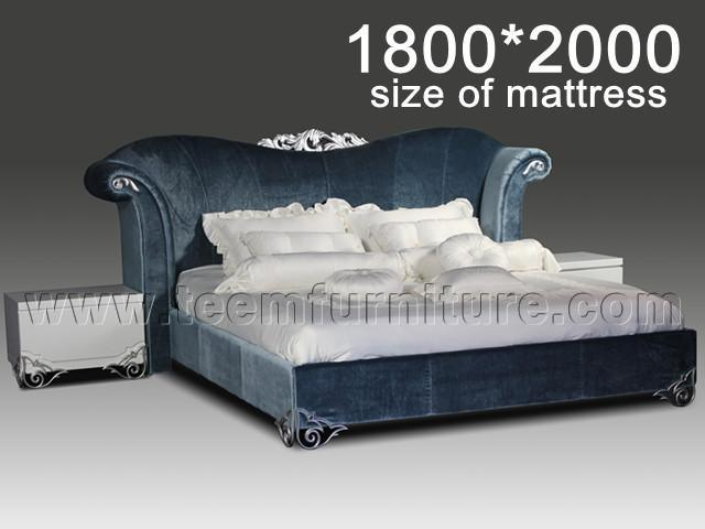2016 New Collection Bed European Style Bed Ls 411 Hot Sales Bed New Design  Bed Design. New Designs Of Bed