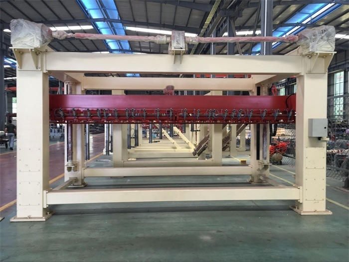 Chinese AAC Block AAC Brick/AAC Panel Production Line
