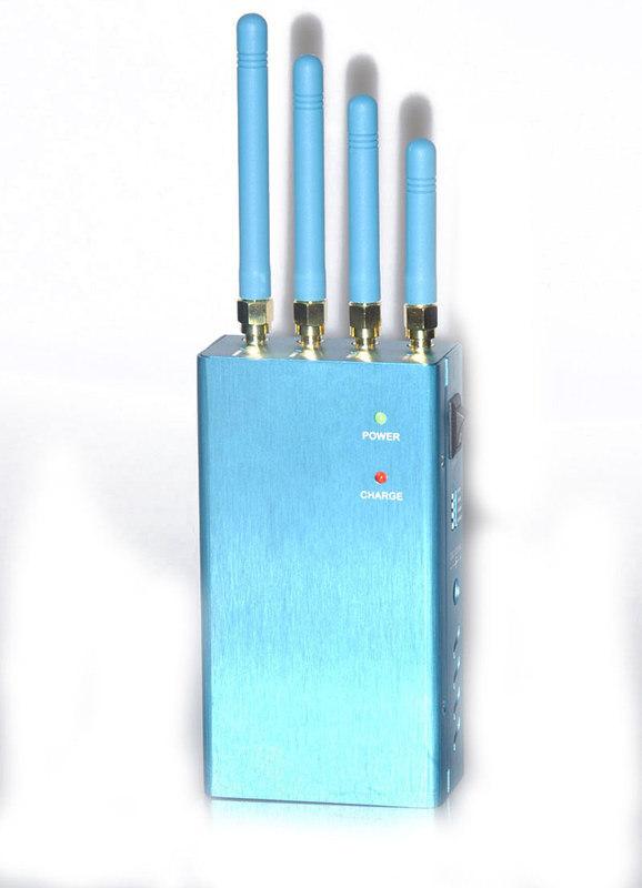 Skyblue Portable (GPS L1/L2/L3/L4/L5) GPS Signal Jammer Blocker