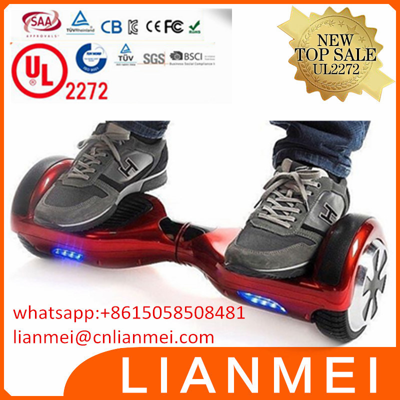Electric Self Balance Scooter Ce EMC UL2272 Certificated