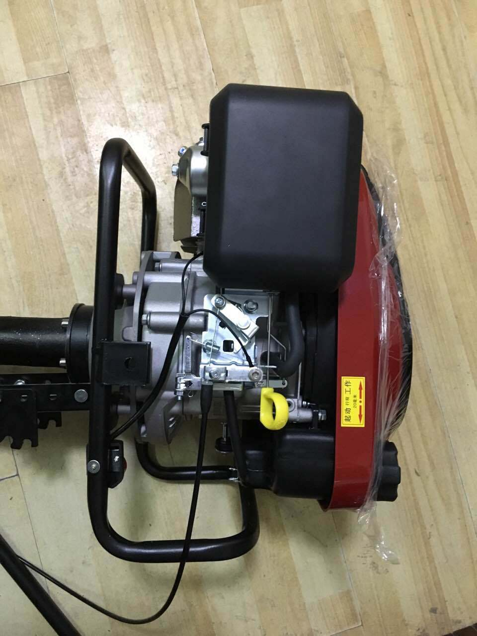 4-Cycle 196cc Outboard Motor Outboard Engine
