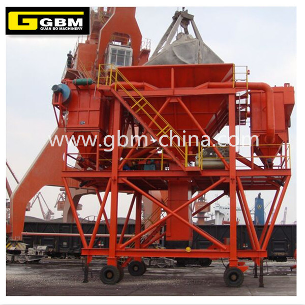50 M3 Industry Cement Mobile Hopper for Port