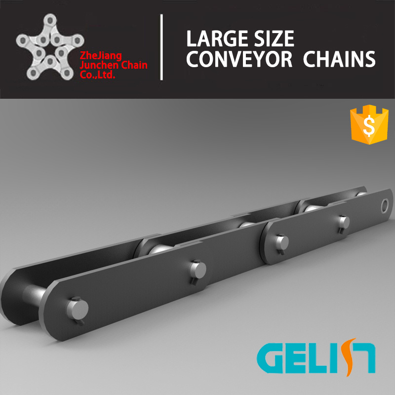 M315 M450 M Series Carbon Steel Stainless Steel Conveyor Roller Chain