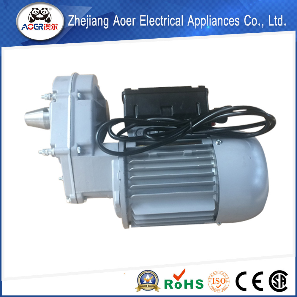700W Tubular Electric Reversible Gear Reducer Motor