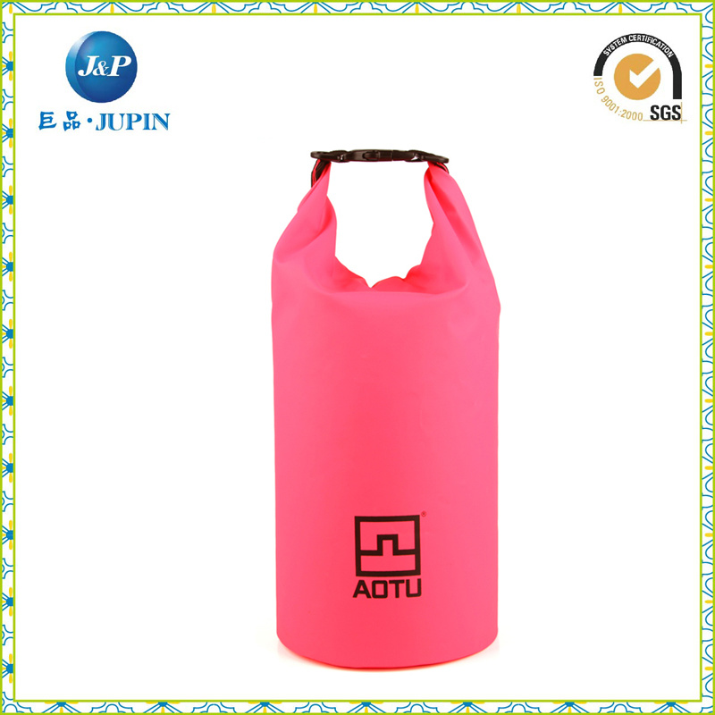 Promotional Outdoor Camping 20L Waterproof Barrel Backpack Dry Bag (JP-WB009)
