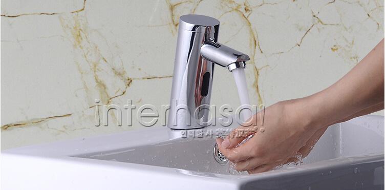 Automatic Temperature Control Faucet, Commercial Auto Faucet, Automatic Sensor Faucet