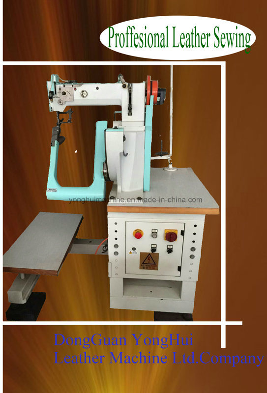 Used Italy Computerized Leather Sewing Machine (PEMA087)
