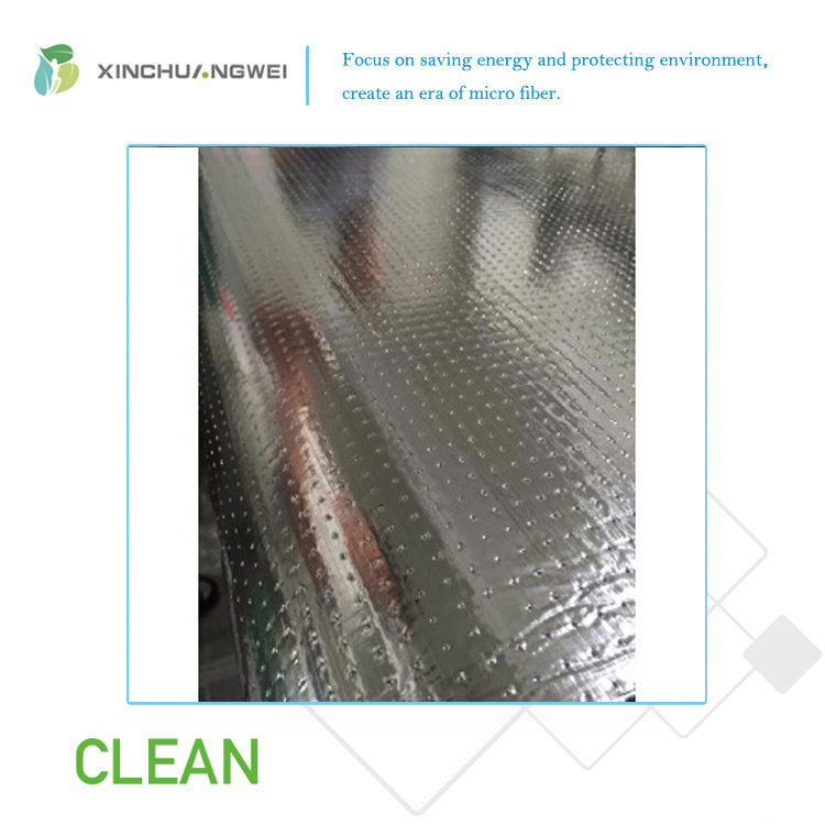 Aluminium Foil Woven Insulation and Vapor Barrier