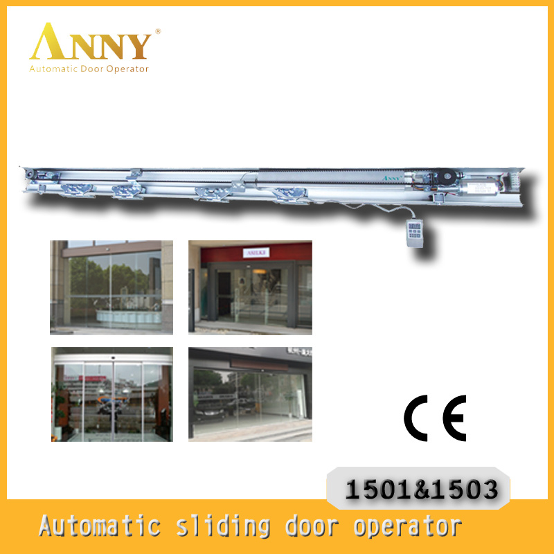 (Anny1501) Over 20 Years Development on Classical Generation Automatic Glass Sliding Entrance Door Opener Commercial