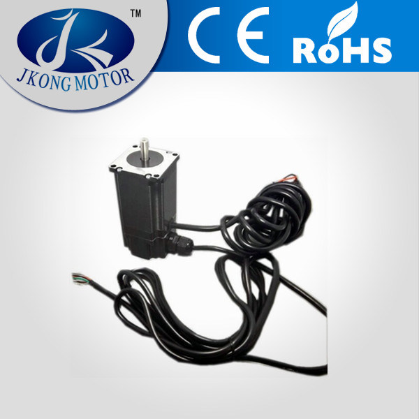 6A 8.5n. M 2phase Closed Loop Stepper Motor with Encoder, Driver and 3m Wires