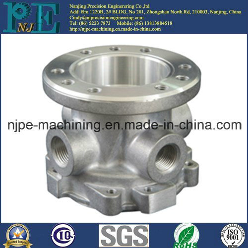 Industrial Aluminum Precision Casting Parts