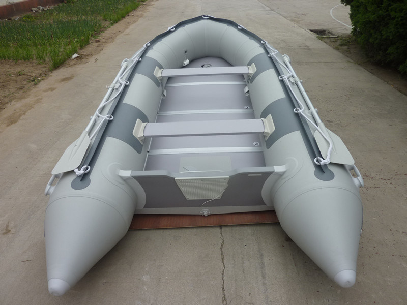 CE Approved PVC 380cm Inflatable Boat China