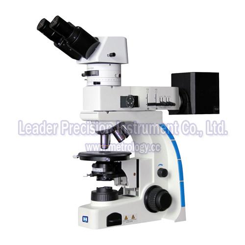 Binocular Transmitted & Reflected Polarization Microscope (LP-202)