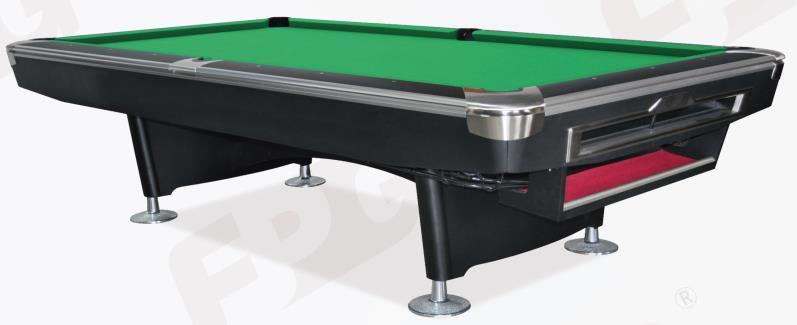 9′ Professional Billiard Table (PT9001)