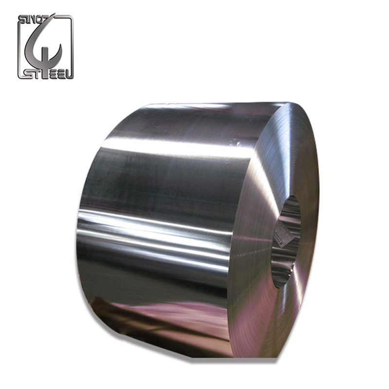 SPTE / ETP Prime Electrolytic Tin Plate Steel Sheet Coil Tinplate