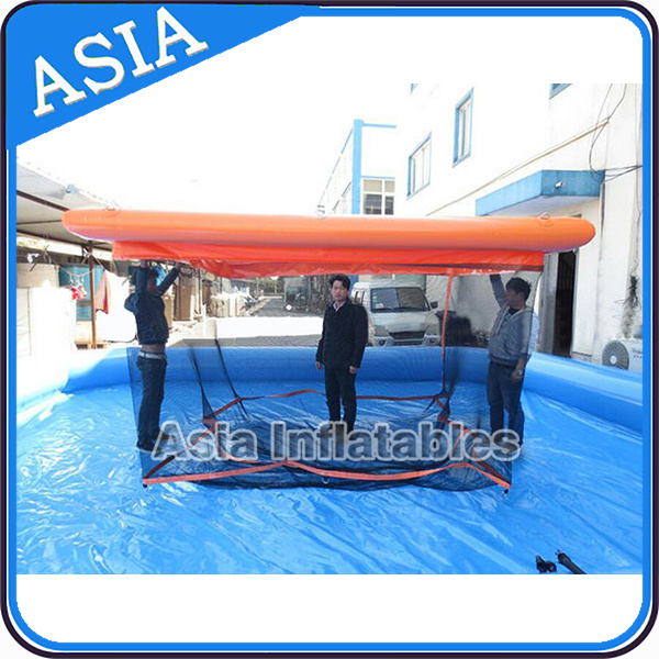 Inflatable Swimming Pool, Jelly Fish Protection