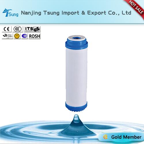 Granular Active Carbon Filter Cartridge Udf-10-1
