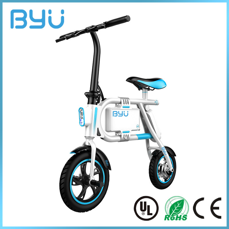 Original Mini Foldable Electric Bicycle Electric Pocket Bike
