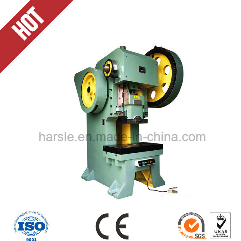 J23 Series Inclinable Table High Speed Power Press