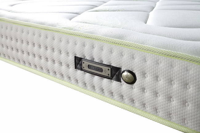 2016 Medium Bonnell Spring Mattress with Beautiful Pattern (Jbl2000-4)