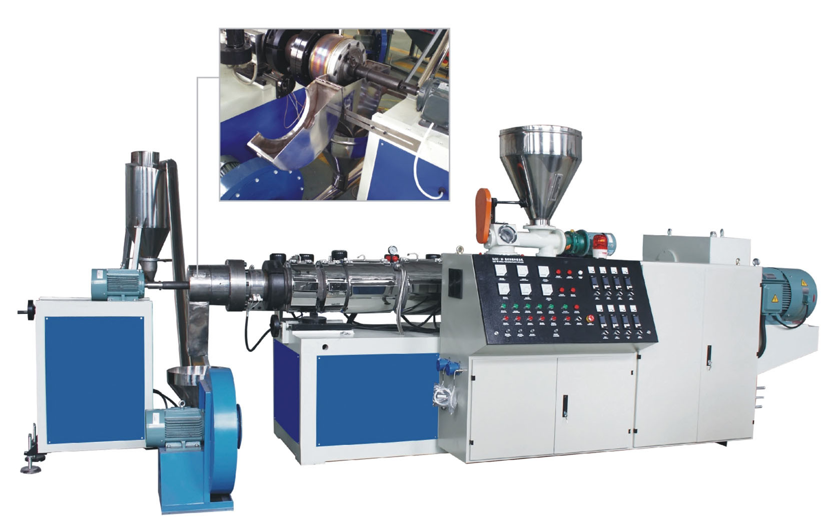 Single Screw Extruder/ Plastic Extruder