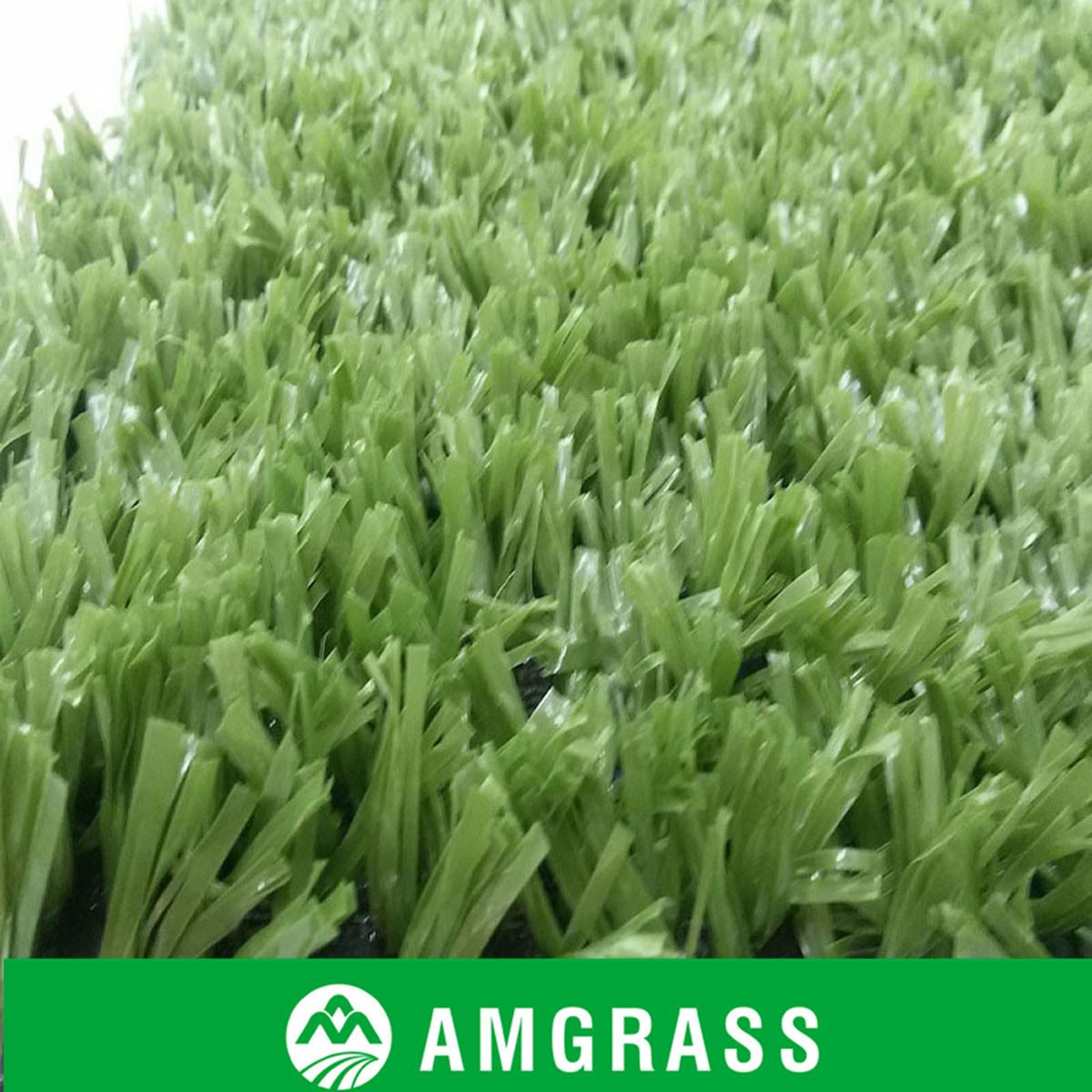 Cheap 50mm/60mm Soccer Artificial Grass, PE Fibrilated Yarn Football Turf