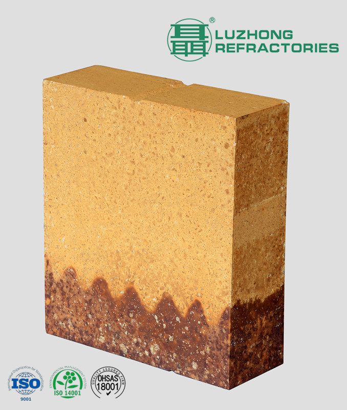 Magnesia Alumina Spinal Compound Refractory Brick-Mlj85fh