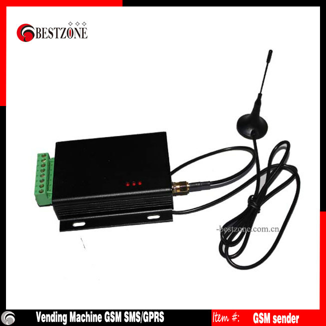 GSM SMS/GPRS System for Vending Machine
