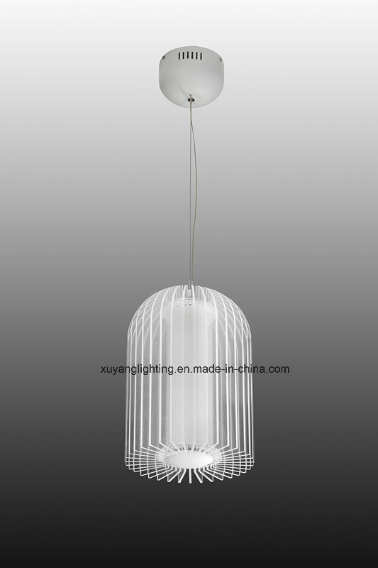 Simple Decorative Chandelier, LED Modern Pendant Lamp for Housing