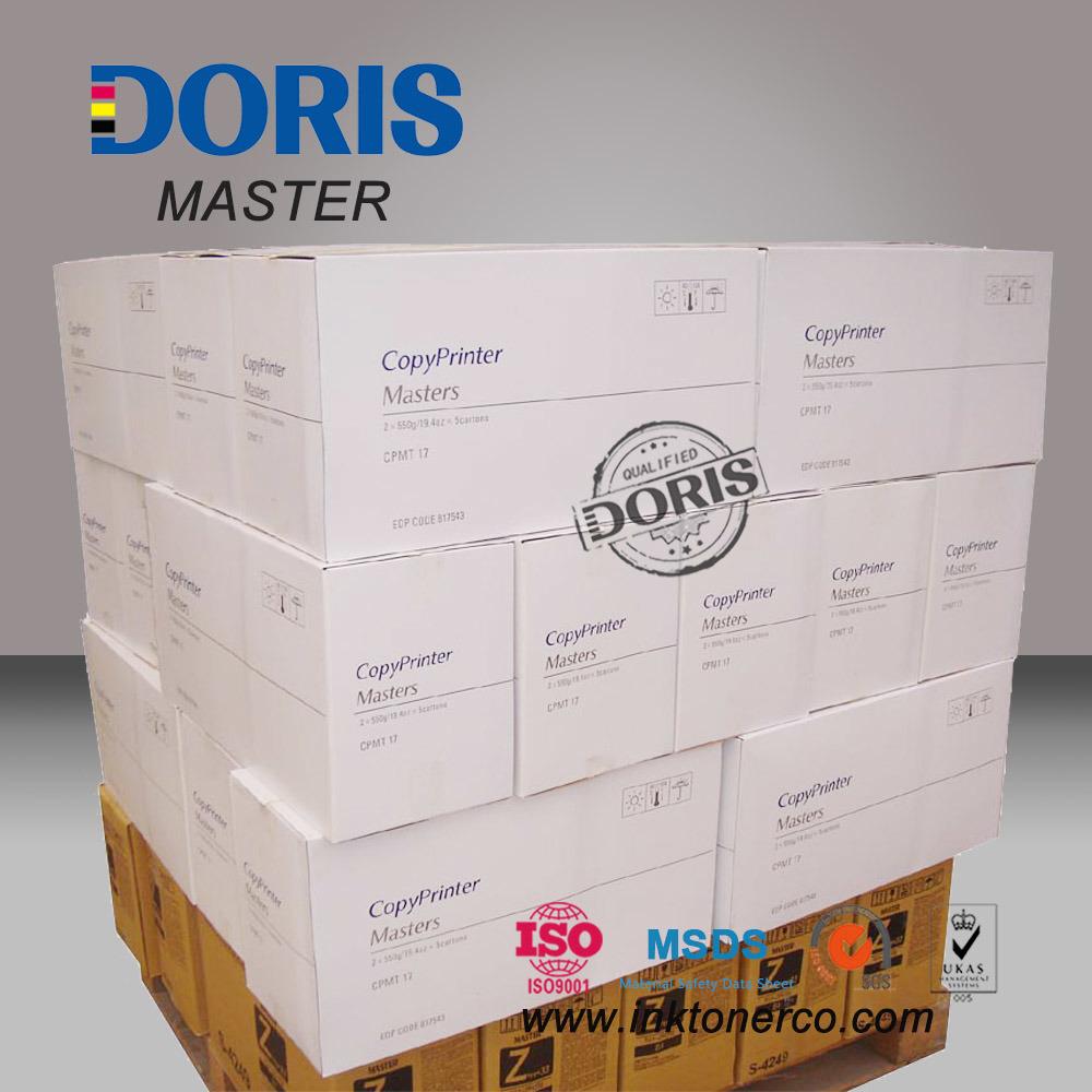Cpmt17/15 Master for Ricoh & Gestetner Duplicator