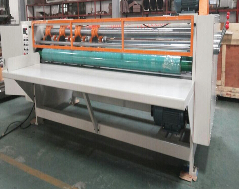 Auto Carboard Thin Edge Slitter