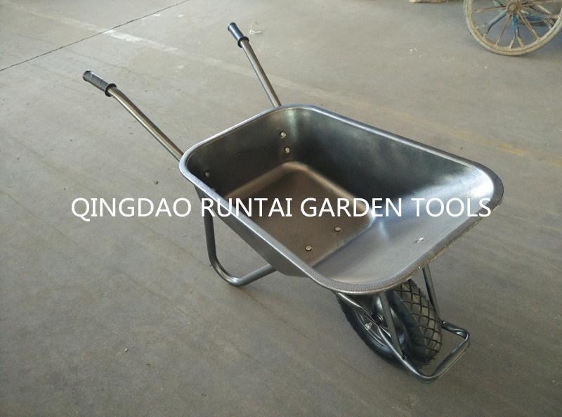 High Quality Good Painting Wheelbarrow (Wb5009)