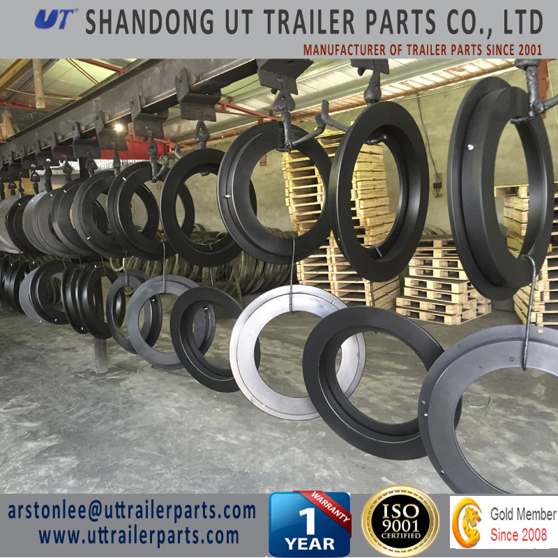 Casting Slewing Bearing Turntable for Semi-Trailer
