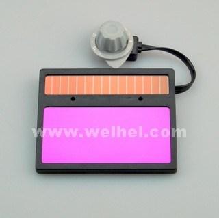 Solar Powered Auto-Darkening Welding Lens (WH711)