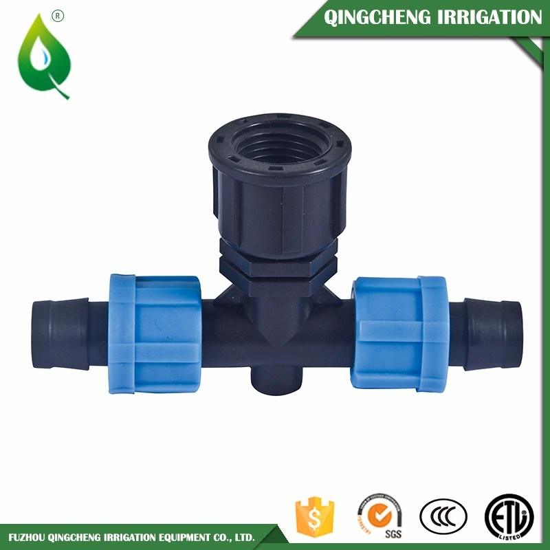 PVC Offtake Tape Irrigation PP Compression Fiitting