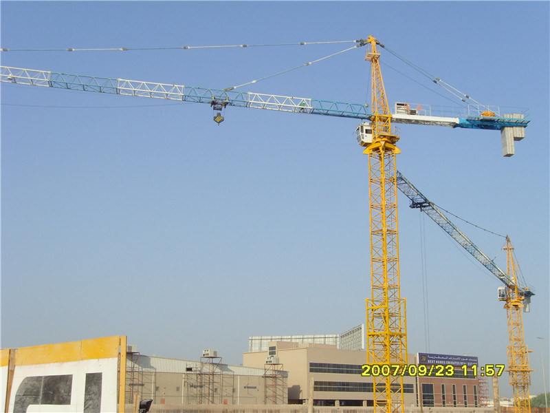 Stationary Crane for Sale Offered by Hstowercrane