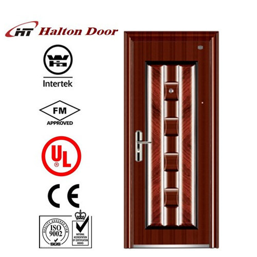 Security Steel Door for Entrance Building Project