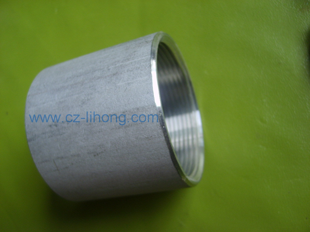 """3/4"""" Stainless Steel 316 DIN2999 Socket From Pipe"""